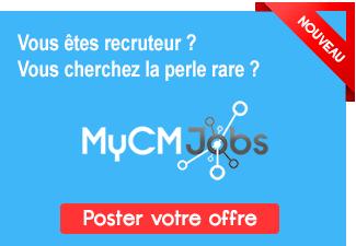 Découvrez MyCM Jobs