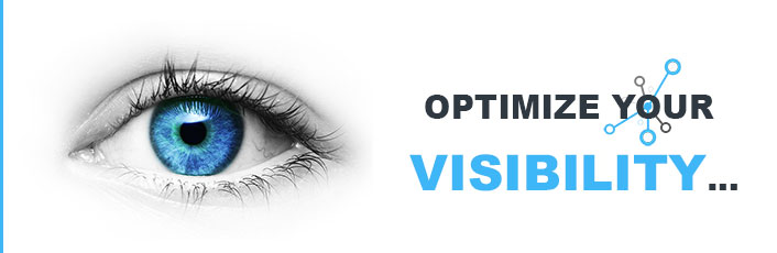 Optimize your visibility