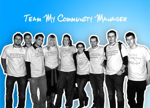 Photo de l'équipe MyCM