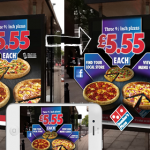 Marketing augmente dominos pizza royaume uni