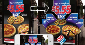 Marketing augmente dominos pizza royaume uni