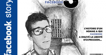 Facebook Story illustration par Mediadi
