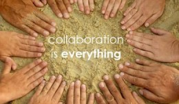 Collaboration is everything