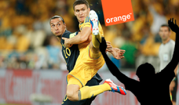 orange football partenariat