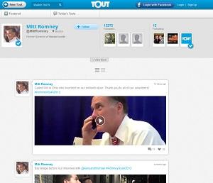 TOut, réseau social de diffusion de vidéos