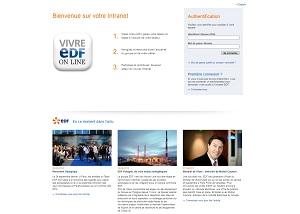 Intranet d'EDF