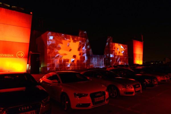 Audi E-tron soirée
