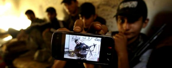Guerre Syrie Youtube
