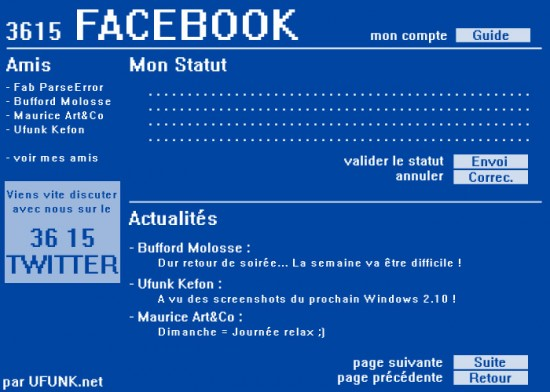 facebook vs minitel