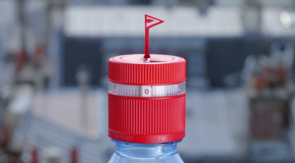 Vittel Refresh Cap