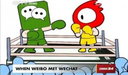 weibo VS wechat