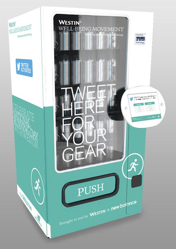 Westin Twitter Machine