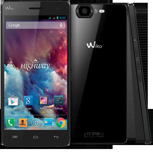 WAX 5,7'' Quad Core 1.7 GHZ, 8MP + 5MP ROM 4GB, RAM 1GB AndroidTM 4.3 Jelly Bean 2 téléphones à gagner