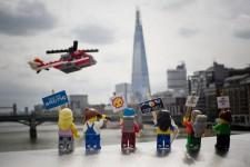Greenpeace vs Lego, un bad buzz ? Non un artefact de communication !