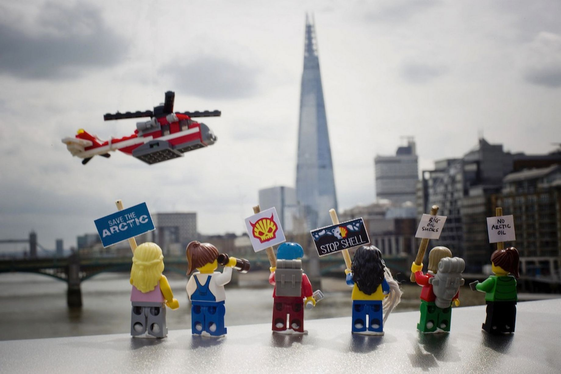 Greenpeace vs Lego, un bad buzz ? Non un artefact de communication !