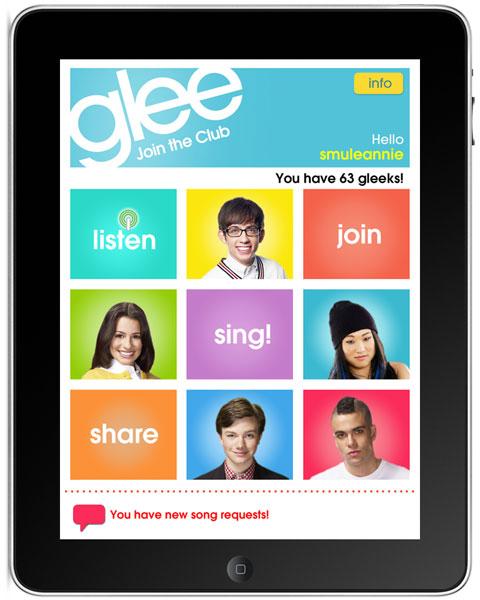 appli Glee