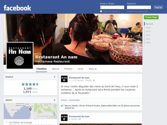 Ajouter Une Carte De Restaurant Dans Une Page Facebook