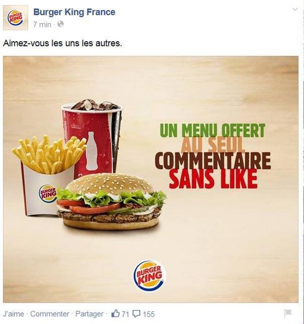 Burker King RS CONS