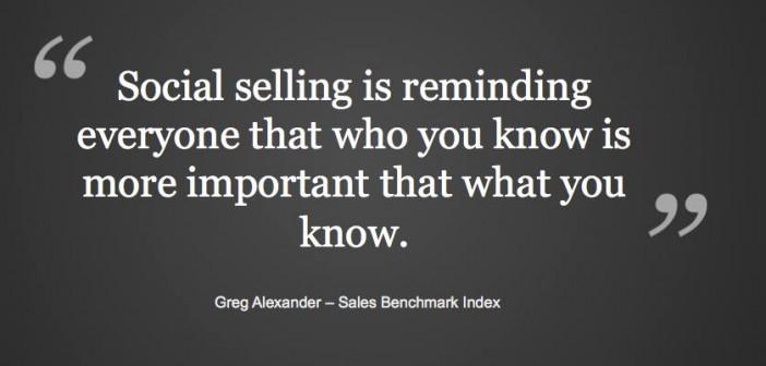 Social Selling : la vente sera sociale ou ne sera plus
