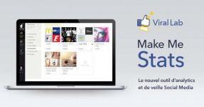 #MakeMeStats la plateforme de Veille & Analytics social media