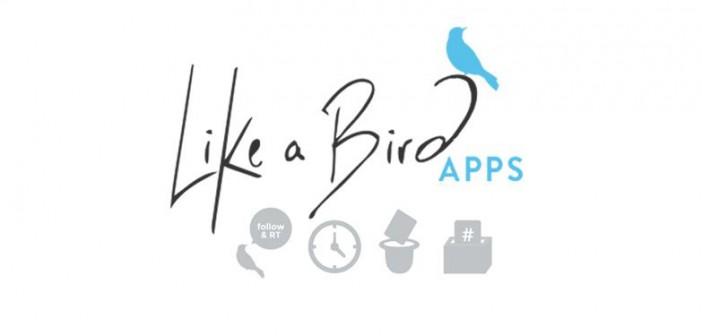 Like a bird apps : organisez (et gagnez) votre jeu concours sur Twitter !