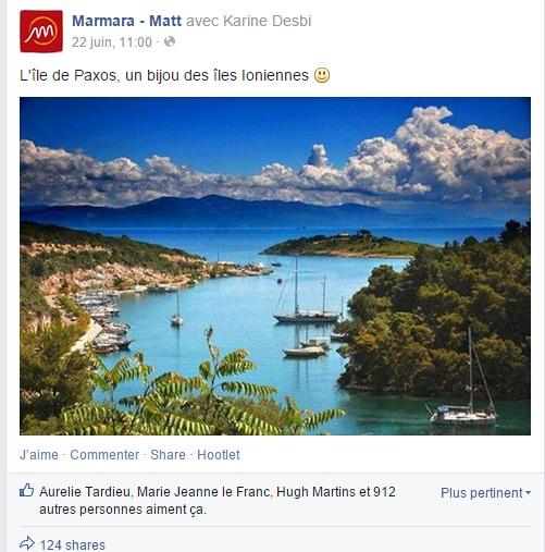 Marmara Facebook