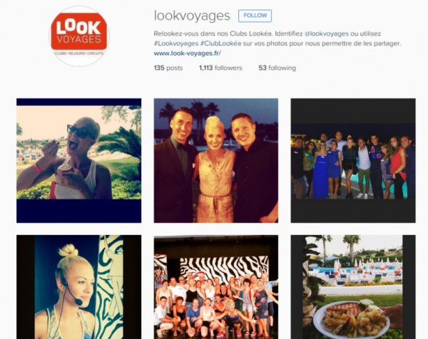 lookvoyages instagram