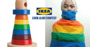 Les folles initiatives d'Ikea