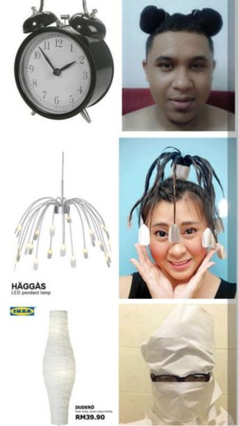 Ikea Concours Look Alike