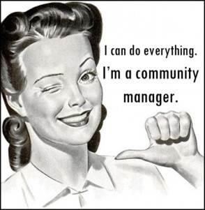 Community Manager couteau suisse d'une entreprise