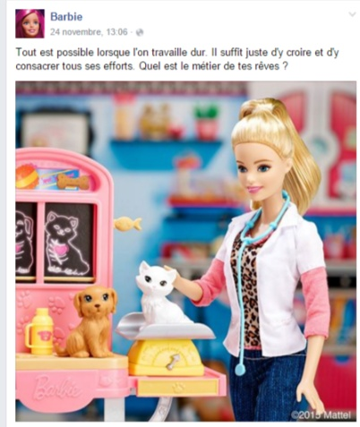 Barbie job