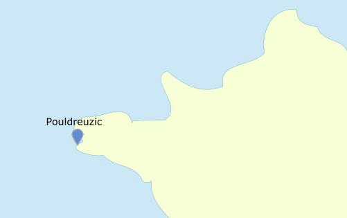Lieu de naissance d'Hénaff : Pouldreuzic, au fin fond des côtes bretonnes
