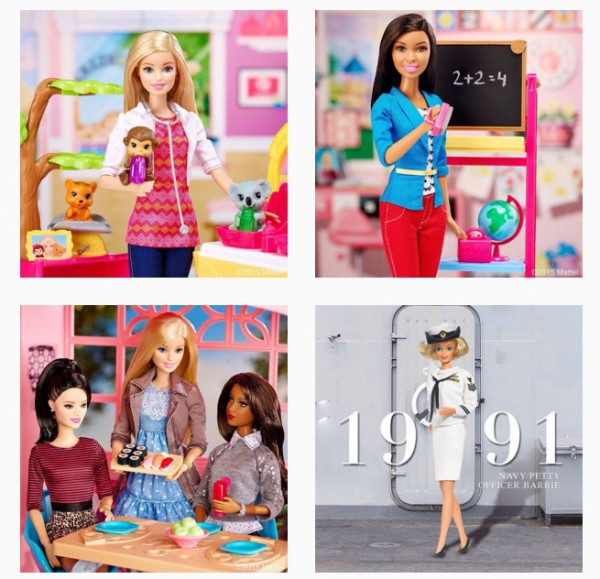 barbie instagram