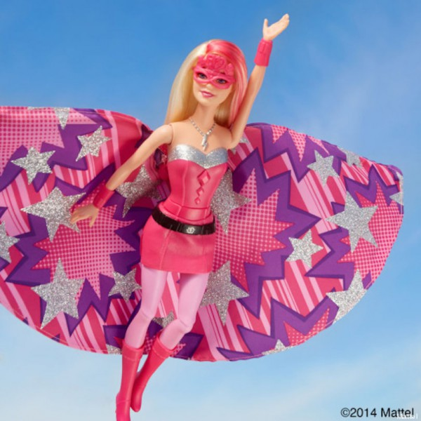 barbie superheros