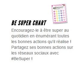 chart be super