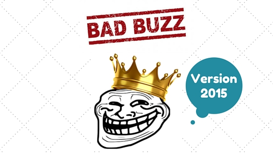 Les 10 bad buzz les plus idiots de 2015