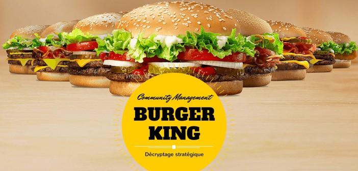 Les 5 plus belles initiatives de Burger King sur les réseaux sociaux